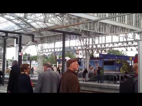 Trainspotter in Salzburg Austria & Berchtesgaden Germany 2012