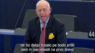 Država Je Institucija Kraje [in Nasilja] Godfrey Bloom