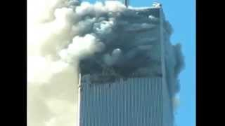 9/11 RARE FOOTAGE PEOPLE JUMPING OUT OF TOWER!!