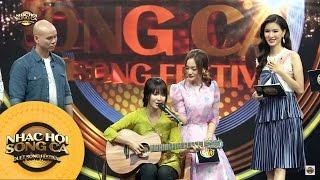 Jang Mi làm cả phim trường im bặt vì giọng hát và tiếng đàn | Tập 10 | Nhạc Hội Song Ca