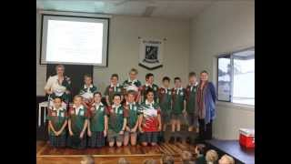 St Joseph's Catholic Primary School, Millmerran Student Video Clip Activity