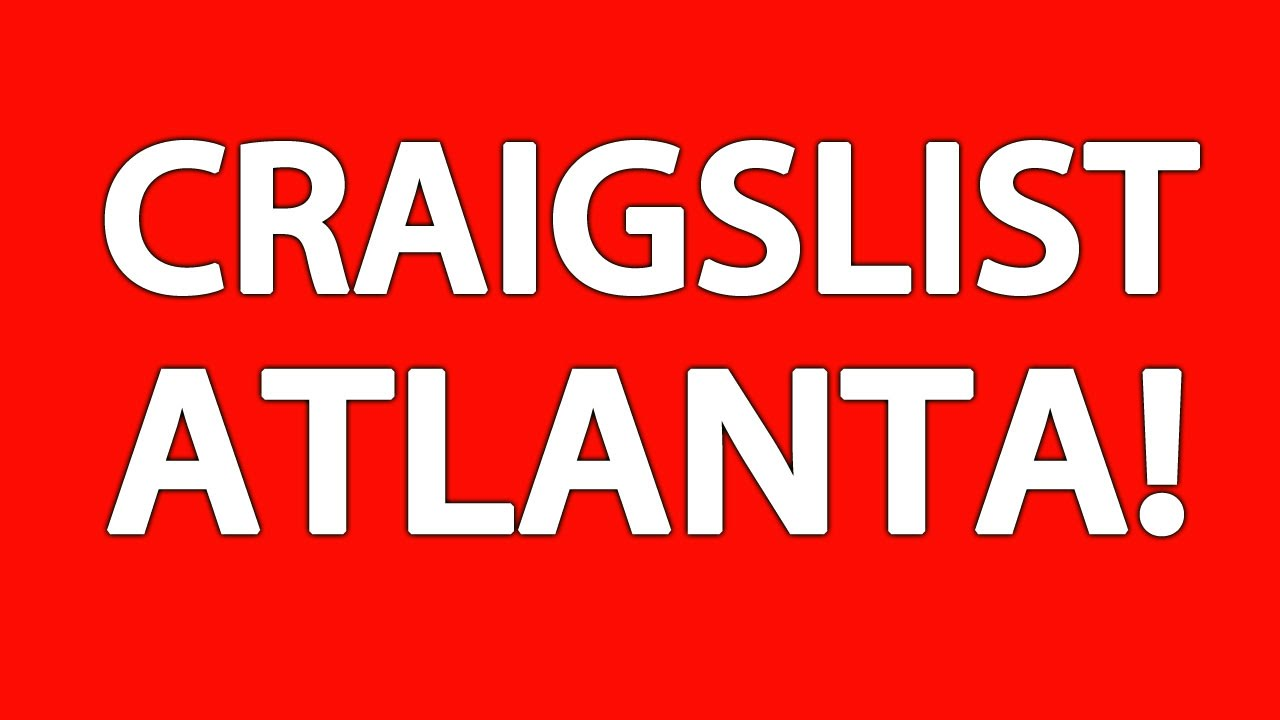 craigslist used cars atlanta autos post