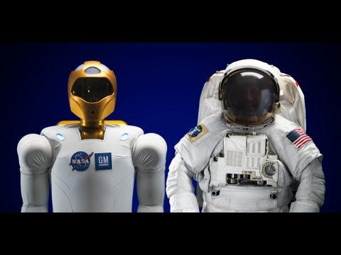ROBONAUT 2 - NASA's Humanoid Robot - Female Documentary Narrator - SUBTITLED