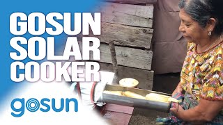 GoSun Stove Lets You Cook Your Meals Outside Using The Sun!