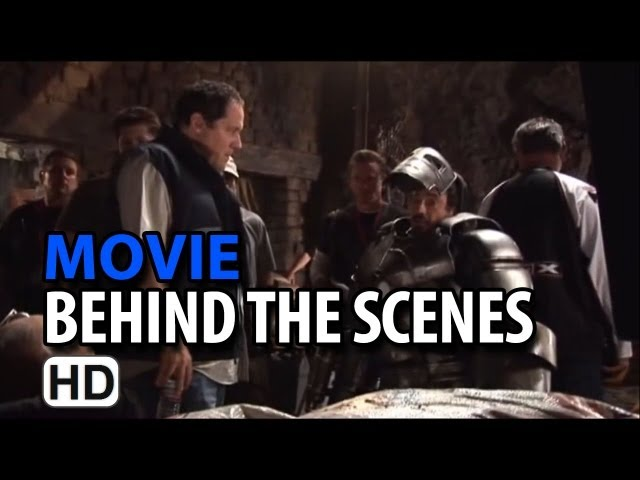 Iron Man (2008) Walk of Destruction Part1 - B-Roll Making of & Behind the Scenes