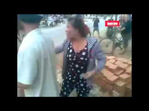 Kinh hãi xem 2 phụ nữ tấn công CSGT-Yume TTNV