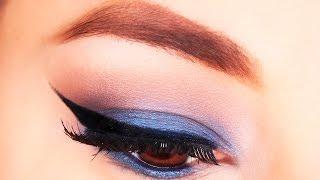Como resaltar los ojos oscuros con maquillaje