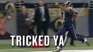 Seahawks Faked Out By Rams On Punt Return