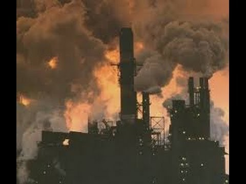Contaminated places in the world - 10 most polluted cities in the world