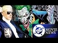 JARED LETO as THE JOKER! Margot Robbie Talks Suicide squad & MORE! DC Movie News LIVE
