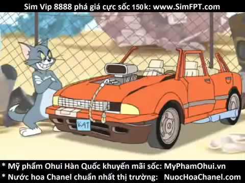 Phim hoạt hình Tom And Jerry  tập 1