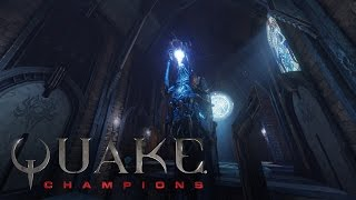 Quake Champions - Blood Covenant Arena Trailer