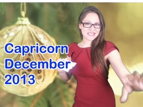 CAPRICORN DECEMBER 2013 from astrolada.com