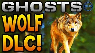 "Call of Duty GHOST - ""WOLF"" Killstreak DLC!"