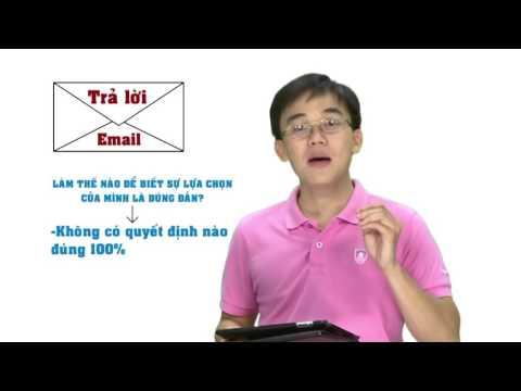 YDC VTC4 Kỹ năng sống số 50  Trả lời email tháng 09 2014