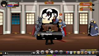AQWorlds: How To Get Chunin Class The Fastest Way