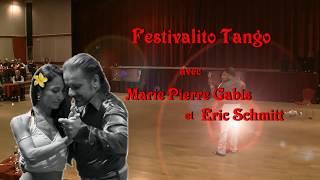 Festivalito Tango 2018 Marie Pierre Gabis et Eric Schmitt