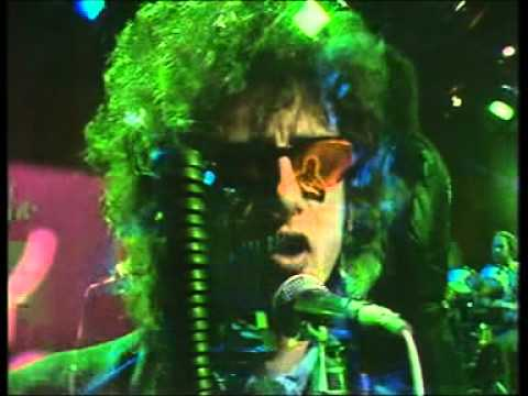 Thumbnail of video John Cooper Clarke - I don't want to be nice