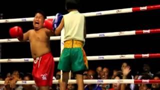 Trận đấu võ Thái Lan Muay cực đỉnh