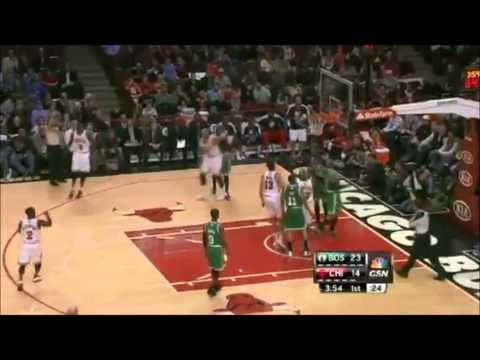 Carlos Boozer Bulls Highlights (Booze Cruise)