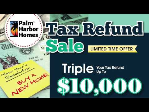 Watch Video of TRIPLE YOUR TAX REFUND IN SAVINGS on a NEW HOME!!!