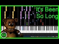 IMPOSSIBLE REMIX - Five Nights at Freddy's 2 (It's Been So Long)