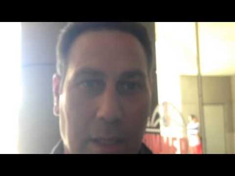 Maccabi Tel Aviv head coach Guy Goodes on David Blatt to the Cavaliers (Part 1)
