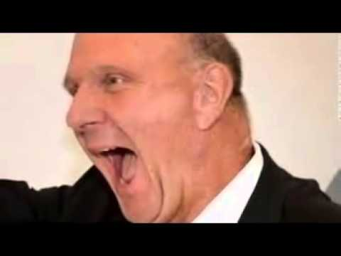 Steve Ballmer  From screaming Microsoft exec to LA Clippers owner