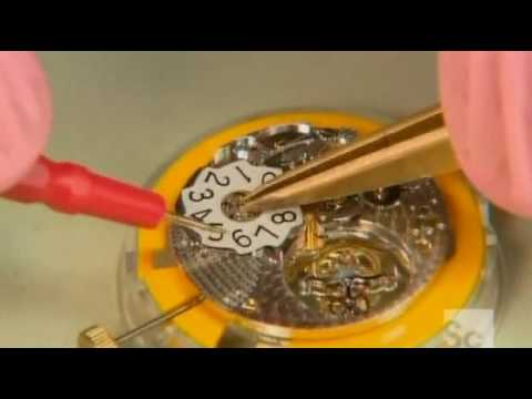 Luxury Watches - How its made