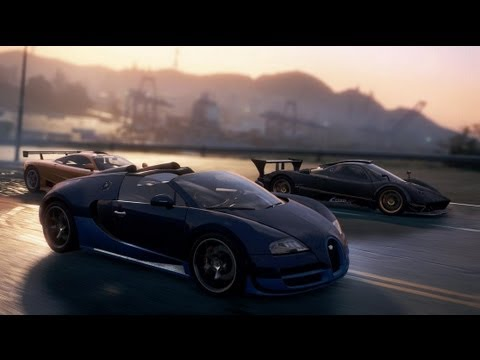 Need For Speed Most Wanted 2012 Episode 21 Bugatti Veyron Vitesse