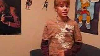 With You Chris Brown Cover Justin Singing