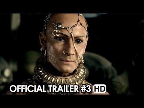 300: Rise of an Empire Official Trailer #3 (2014) HD