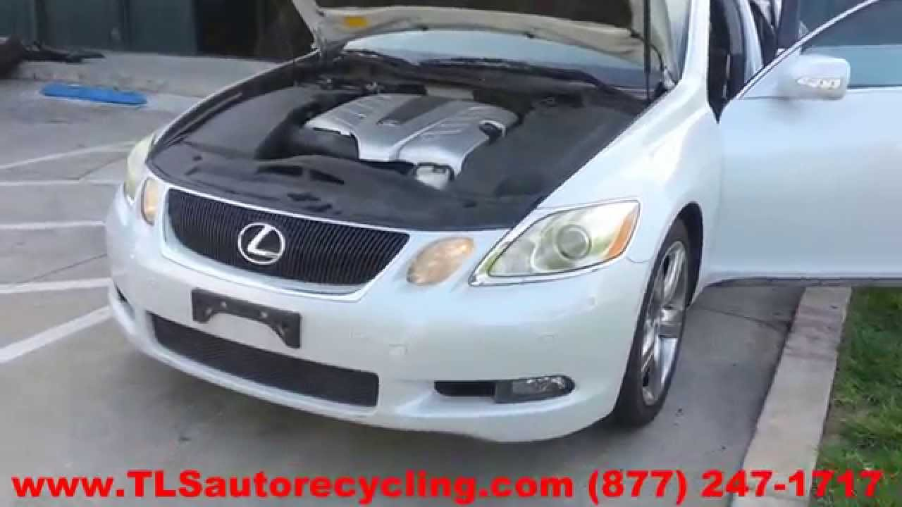 2006 Lexus Gs430 Fuse Box Problems Wire Diagrams Gs300 Parting Out Gs 430 Stock 4021rd Tls Auto Recycling
