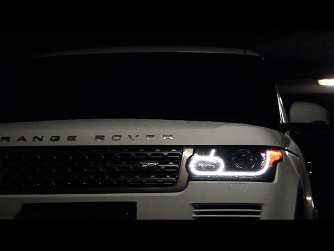 """AcademeG"" видеообзоры от Константина Заруцкого. Тест-драйв Land Rover Range Rover"