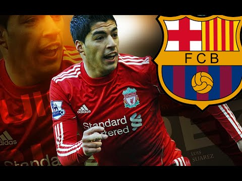 Luis Suárez ● Welcome to FC Barcelona | HD 1080p