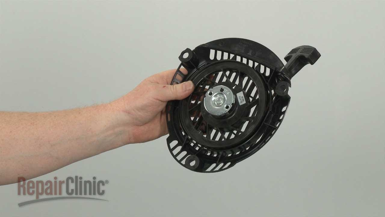 Lawn Mower Engine Recoil Starter Replacement Kohler