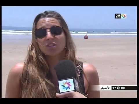 حقيقة حملة منع ارتداء البيكيني بشاطئ انزا باكادير