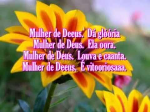 Michelle Nascimento   Mulher  Vitoriosa   PB   Com letra