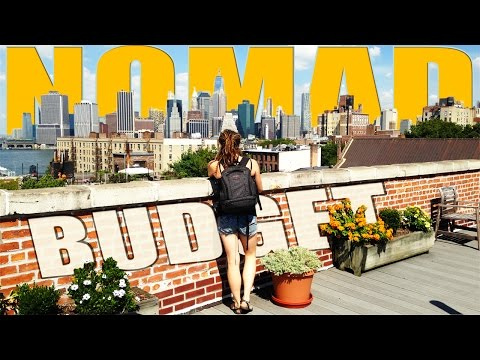 Minimalist Budget: Nomad Travels Full Time for Cheap (Simple Living and Travel)