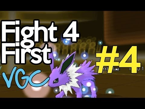 HYDRO WHIFF AND THE CAT CHICKEN - Fight 4 First S2 - VGC 2014 Special Battle Spot Wifi Battle #004