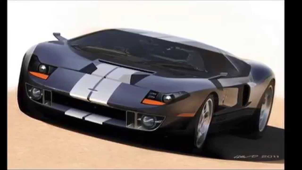 2015 ford gt40 youtube - Ford Gt40 2015 Interior