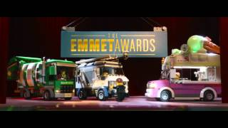 The LEGO® Movie The Emmet Awards Show!