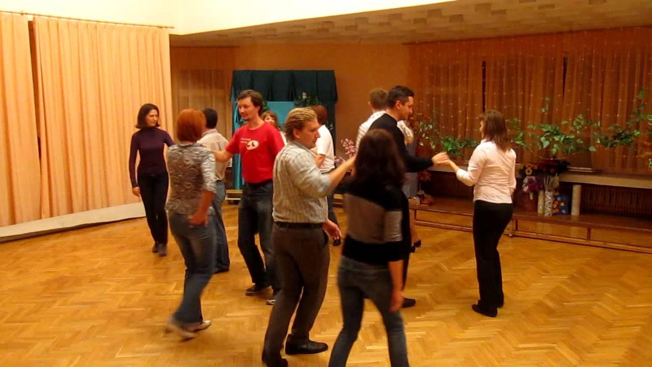 Gay gordons dance steps