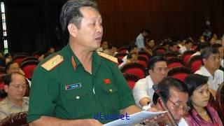 """Trung tướng Võ Văn Liêm: """"Bắn tốc độ phải có toạ độ, GPS, ngày, tháng"""""""