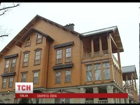 МВД закрывает Межигорье из-за вандализма и для инвентаризации