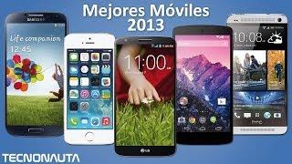 TOP 5: Mejores Teléfonos Móviles Del Año 2013