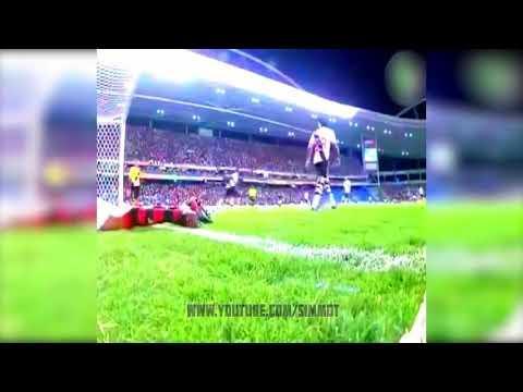 Funny soccer football
