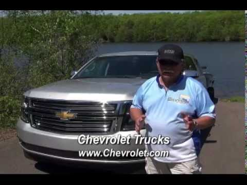 Thumbnail image for 'Illinois Outdoors TV reviews 2015 Chevy Tahoe'