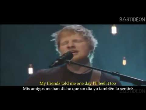 Ed Sheeran - Happier (Sub Español + Lyrics)