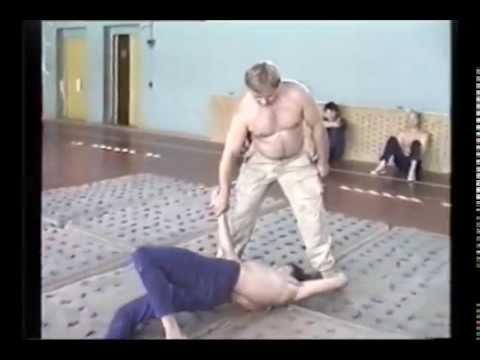 Systema Mikhail Ryabko Archive 1988